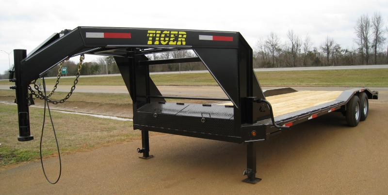 Tiger Trailers Gooseneck Trailers