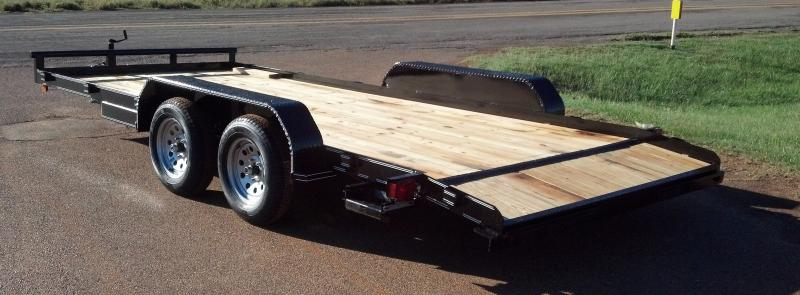 Tiger Trailers Car Hauler Trailers